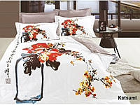 Постельное белье KATSUMI сатин фотопринт ТМ Arya (Ария) Турция