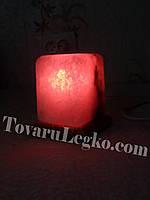 Лампа солевая - Прямоугольник (1-1,5 кг)