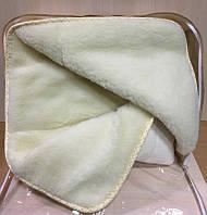 Детское меховое одеяло 105х145 для новорожденных