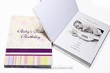 "Фотоальбом ""Baby's First Birthday"" для фото 15-21"