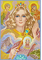 Схема для вышивки бисером Фортуна-богиня удачи