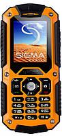 Мобильный телефон Sigma X-treme IT67 Dual Sim Orange