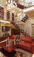"""Проектирование, изготовление и монтаж лестниц для дома """"под ключ"""""""