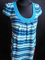 Молодежные полосатые платья., фото 1