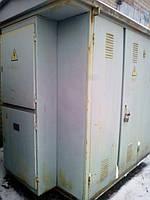 Трансформаторная подстанция КТПУ-1к-100/6/0,4У1