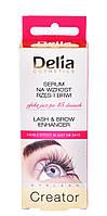 """Сыворотка для укрепления и роста ресниц """"Delia"""" (7ml)"""