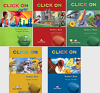 Click On (Student's Book + Workbook)