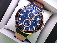Часы Ulysse Nardin Maxi Marine Diver Brown