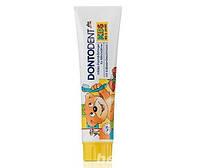 Детская зубная паста Dontodent Kids гель 1 - 6 лет