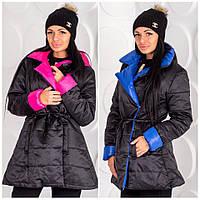 Женская теплая куртка Кира