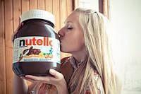 Nutella 1 кг банка ОРИГИНАЛ 100% Италия  шоколадно-ореховая