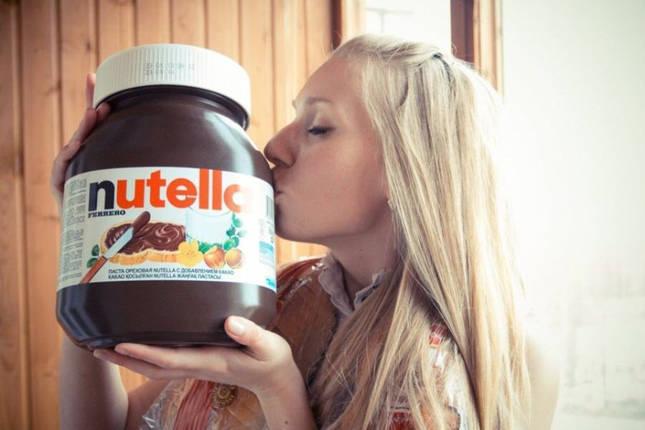 Акция!!! Nutella 825 грамм банка ОРИГИНАЛ 100% Италия  шоколадно-ореховая, фото 2