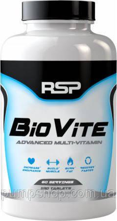 Витамины RSP BioVite Multivitamin 90 таб.