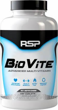 Вітаміни RSP BioVite Multivitamin 90 таб., фото 2