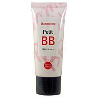 Holika Holika Petit BB cream  Сияющий (Shimmering Petit BB SPF45/PA++)
