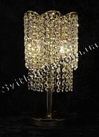 Хрустальная настольная лампа AR-002289
