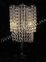 Хрустальная настольная лампа AR-002295