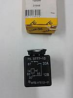 Реле 4-х контактное универсальное с кронштейном, 21548/WTE123-01/75.3777-1