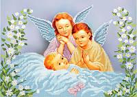 Схема для вышивки бисером Ангельских снов