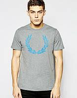 Модная спортивная футболка c принтом