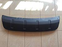 Накладка переднего бампера Mitsubishi Outlander XL 2008-2012  6400A422