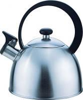 Чайник со свистком 2,5л Con Brio СВ-400