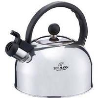 Чайник со свистком 2л Bohmann BHL-097