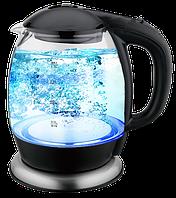 Чайник электрический стекло 1,7л. Magio MG-511