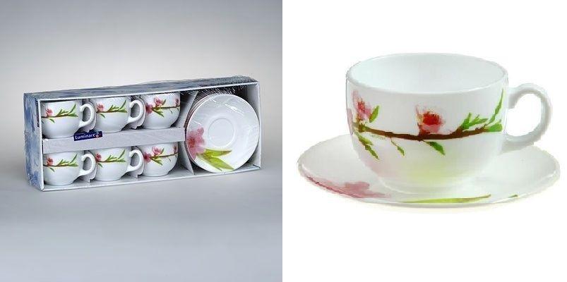 Чайный сервиз Luminarc E4904 12 предметов