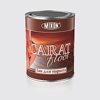 Уретан-алкидный лак для пола Mixon Carat. 90 глянцевый. 1 л