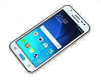 "Смартфон SAMSUNG J5 (2SIM) 5"" 0,5/2 GB 2 Мп white белый Гарантия!, фото 1"