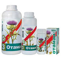 Отаман, гербицид сплошного действия, 1л