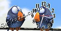 Часы настенные (30х60 см)