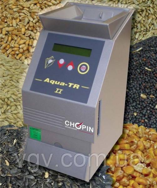 Аналізатор температури зерна AQUA-TR