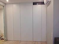 Сборка встроенного шкафа, гардеробной
