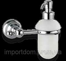 Дозатор жидкого мыла настенный Canova 341/D