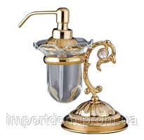 Дозатор жидкого мыла настольный Flab Anastasia 289/D