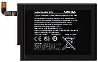 Аккумулятор батарея BV-4BW BV-4BWA для Nokia Lumia 1320 оригинальный