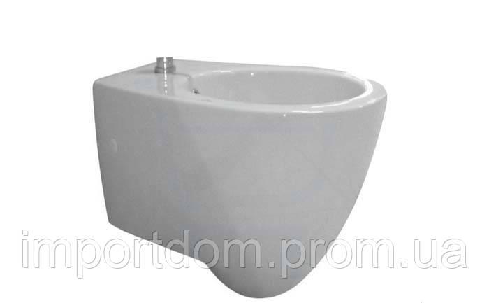 Биде подвесное Bowl+ (Plus) SBS09.BI белый глянец