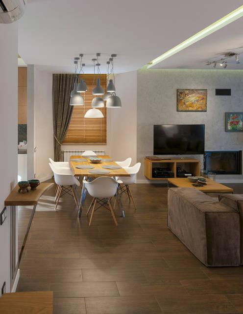 1 этаж,  кухня-столовая.