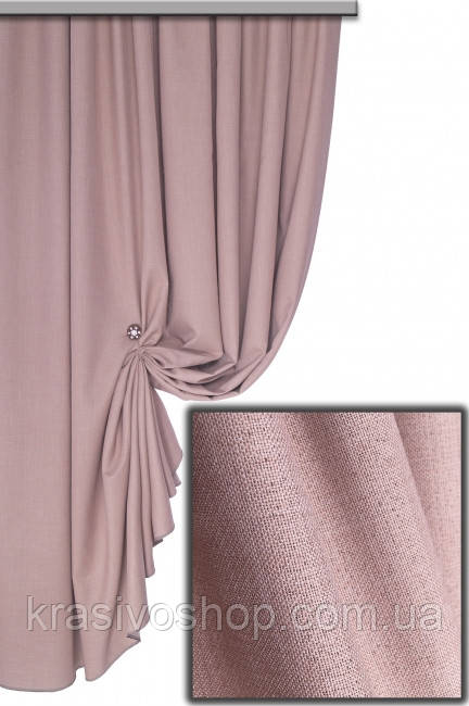 Ткань блекаут однотонный   Блекаут Лионель , Турция
