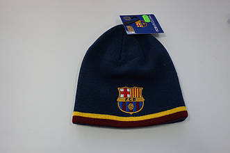 Шапка Barcelona двостороння (official product)