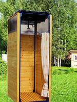 Душевая кабинка  Нед (деревянная)