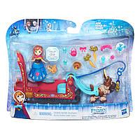 """Игровой набор Hasbro Холодное сердце """"Анна, Свен и сани"""" (B5194_B5196)"""