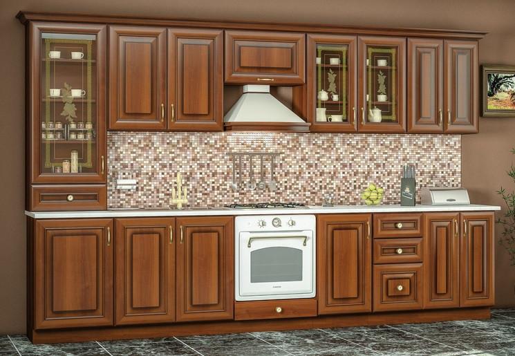 Роял кухня модульная Мебель-Сервис