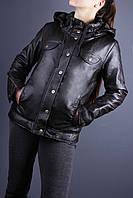 Куртка женская c капюшоном