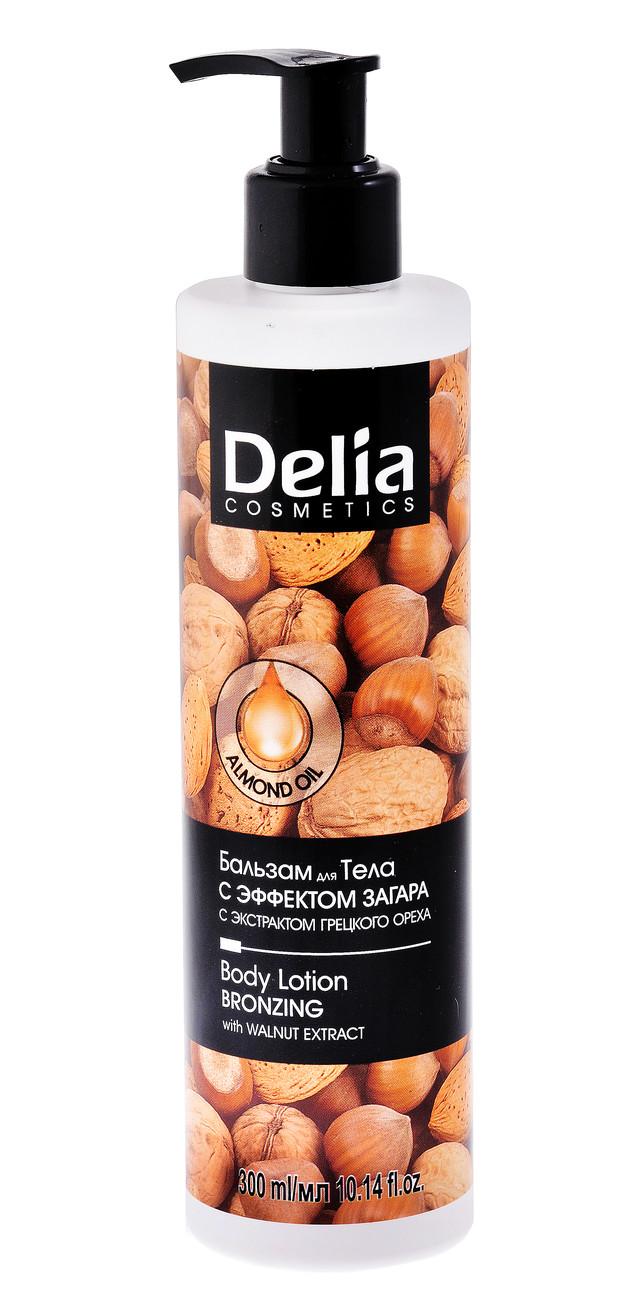 """Бальзам для тела с экстрактом загара """"Delia"""" Dermo system (300ml)"""