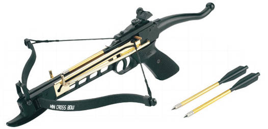 Арбалет Man Kung MK-80A4ALR + 3 стрелы