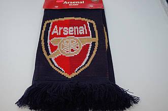 Футбольний шарф Arsenal London. Офіційна атрибутика
