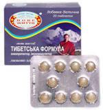 Тибетская формула (комплекс грибов)